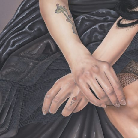 Amy Winehouse [detail]