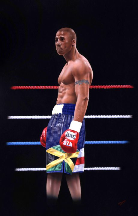 Lee Errol Edwards (boxer)